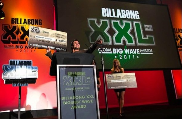 (c)BillabongXXL.com | Billabong XXL Global Big Wave Award 2011 in L.A.