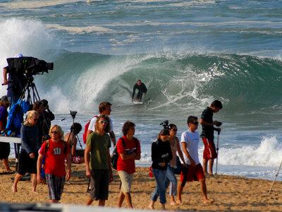 Photographer Lars Jacobsen | Surf spot La Graviere | Hossegor