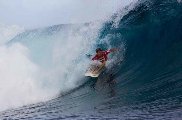 Taj Burrow (AUS) Credit: © ASP/ CI/ SCHOLTZ via GETTY IMAGES
