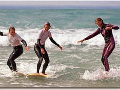 WaveSisters Surfcamp Lanzarote