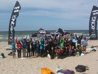 Billabong Kids Camp Sylt 2012