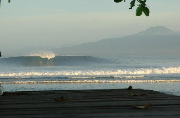 Credit:© Lars Jacobsen | Panama will host the 2011 Billabong ISA World Surfing Games