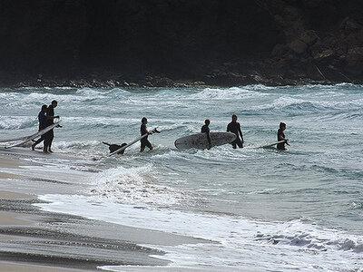 Fotograf Martin Gfrerer | Beste Wellenreitbedingungen für Anfänger und Fortgeschrittene