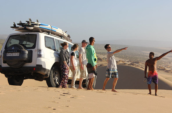 Morocco Surf Holiday
