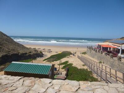 Surf Spot Praia do Castelejo