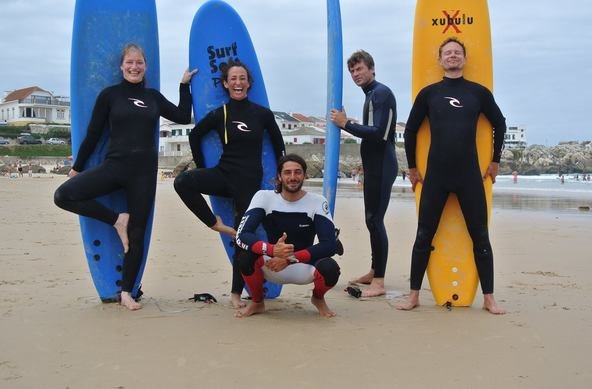Surf & Yoga Retreats in Portugal - Buddha Retreats