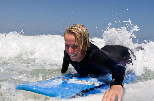 Ripar Surf School in Praia da Areia Branca