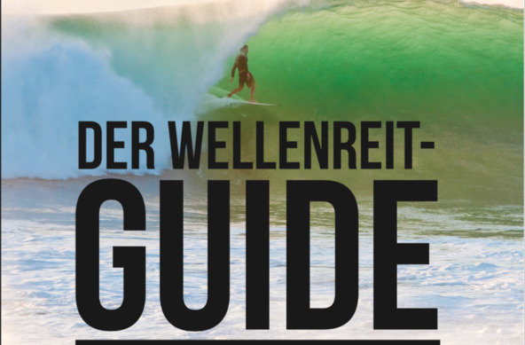 Der Wellenreit Guide von Lars Jacobsen