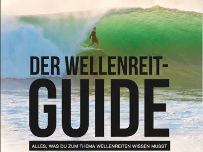 Der Wellenreit Guide / ISBN: 978-3-00-052720-3 /