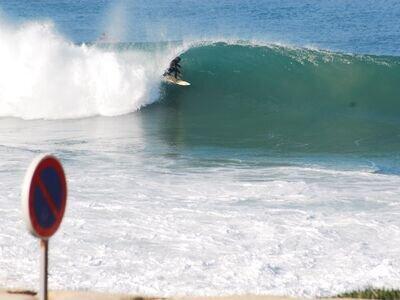 Photographer Lars Jacobsen   Surfing Portugal