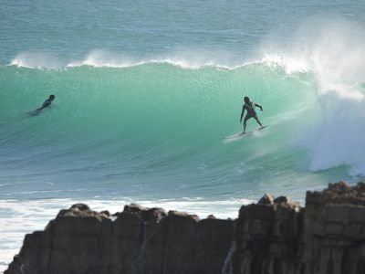Photo Lars Jacobsen | Dracula surf spot between Taghazout and Imsouane
