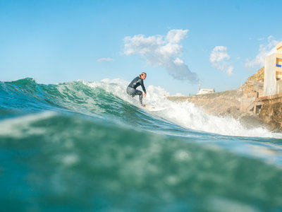 Photographer Lars Jacobsen | Surfing around Lisbon