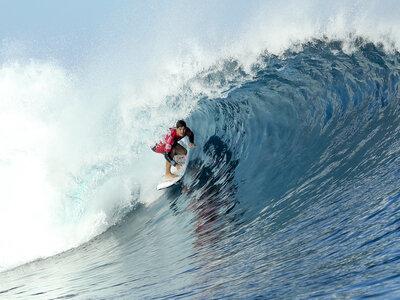 Image: WSL / Cestari | Gabriel Medina gewinnt den Fiji Pro 2016