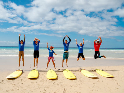 OTRO MODO  Surf Camp Fuerteventura | supported by BILLABONG