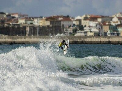 Moche Rip Curl Pro Portugal