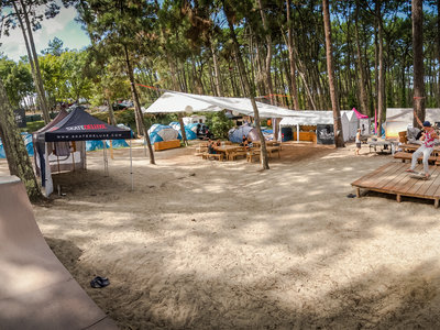 PURE Youth Surfcamp in St. Girons
