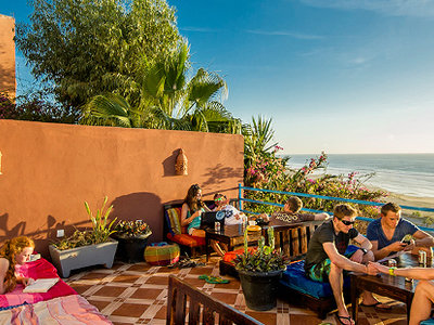 PURE Sea View Surfcamp Morocco
