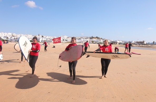 O´Neill Surfcamp-Spain  Andalusien Conil
