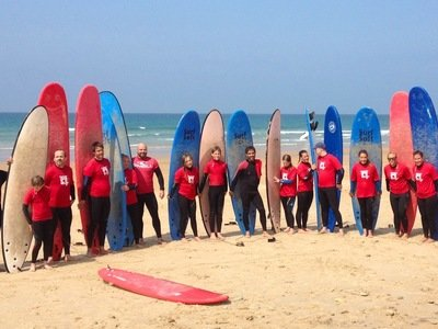 Surfcamp-Spain, Andalucia, Conil