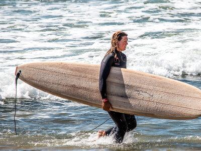SaltyWay - surf climb Portugal
