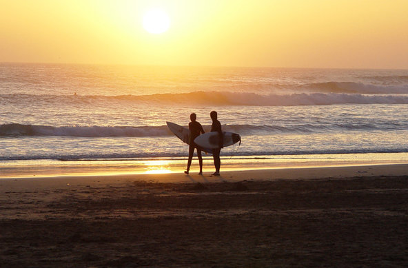Surf lessons Slide Surfcamp | Yoga and Surf School in Portugal