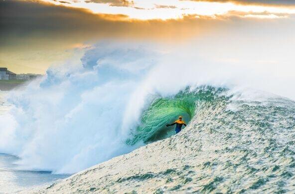 Die besten Surfspots in Europa zum Wellenreiten