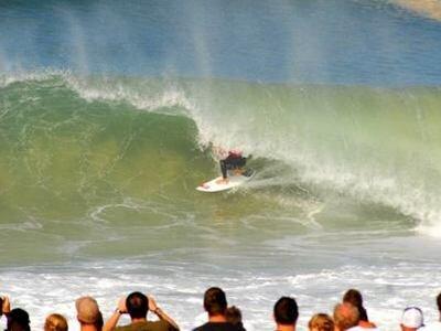 Die besten Surfspots in Europa zum Wellenreiten | La Gravière in Hossegor an der französischen Atlantikküste