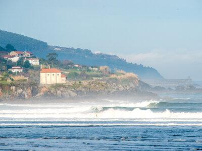 Die besten Surfspots in Europa zum Wellenreiten | Mundaka im spanischen Baskenland