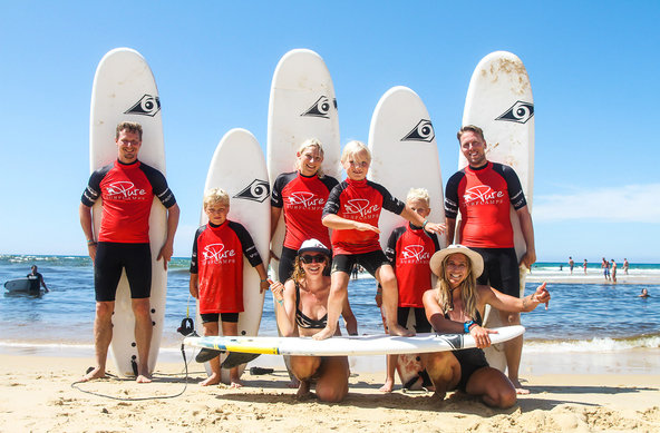 PURE Family Surfcamp Moliets