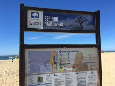 Wellenreiten im Norden von Portugal | Surfspot Espinho südlich von Porto
