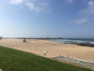 Wellenreiten im Norden von Portugal | Surfspot Leca in Porto