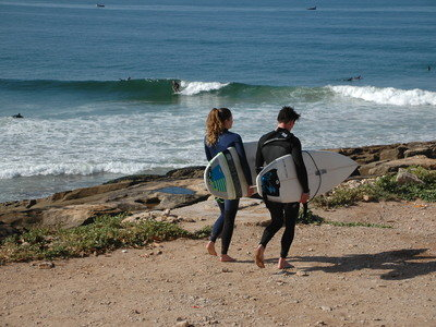 Surfen in Taghazout | Surfspot Anchor Point