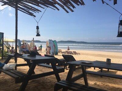 Surfen und Reisen in Sri Lanka - Weligama