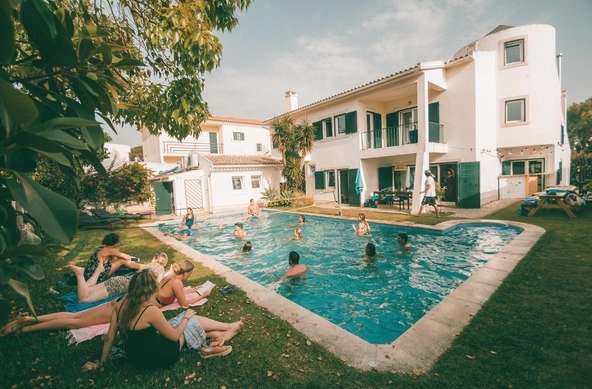 Surf Villa Cascais, Surf Camp Cascais, Surf Camp Lisboa, Surf Camp Portugal