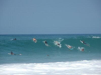 Endlich Wellenreiten lernen | Der perfekte Beachbreak an der französischen Atlanktikküste