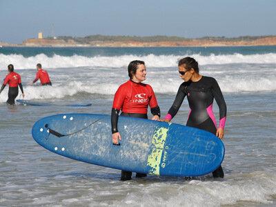 surfkurs Conil el palmar