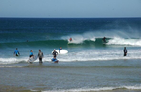 Gruppenreisen in Surfcamps